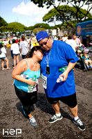 Great Aloha Run 2012 - Featuring Moms in Hawaii